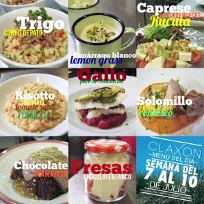 menu 7 al 10 julio